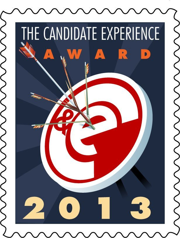 2013 North America Candidate Experience Award Winner